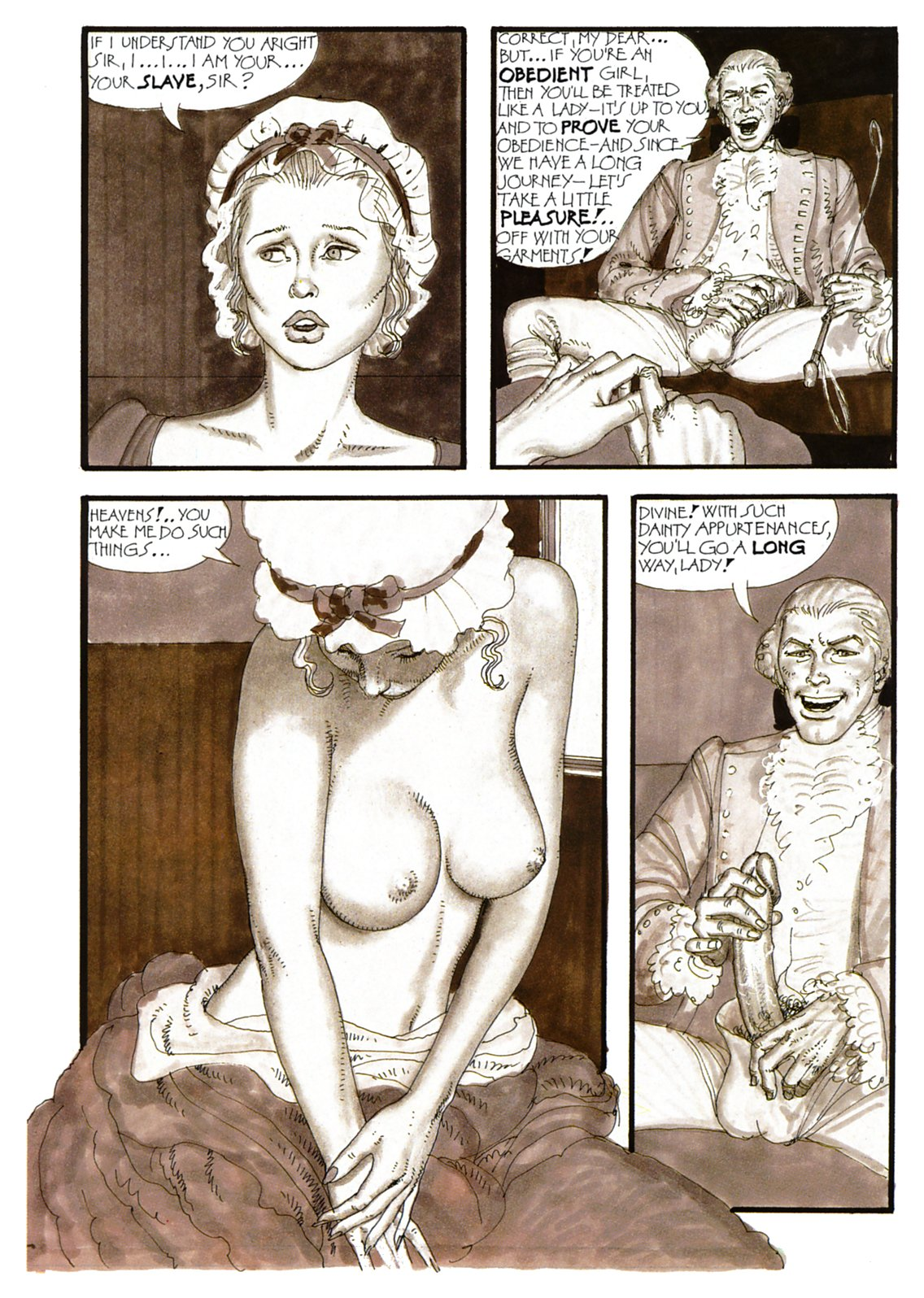 After Party Janice Sketch Comic Porno the troubles of janice 1 in full resolution | sex and porn