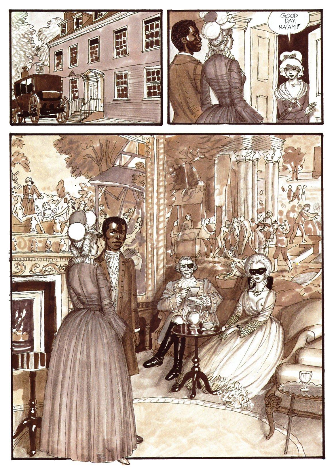 The Troubles of Janice 1 by Erich von Gotha