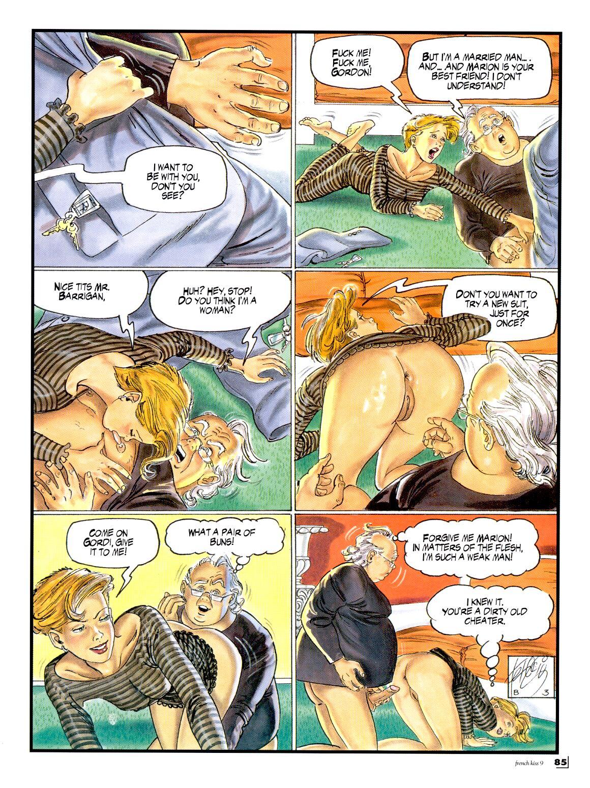 English sex comic strips