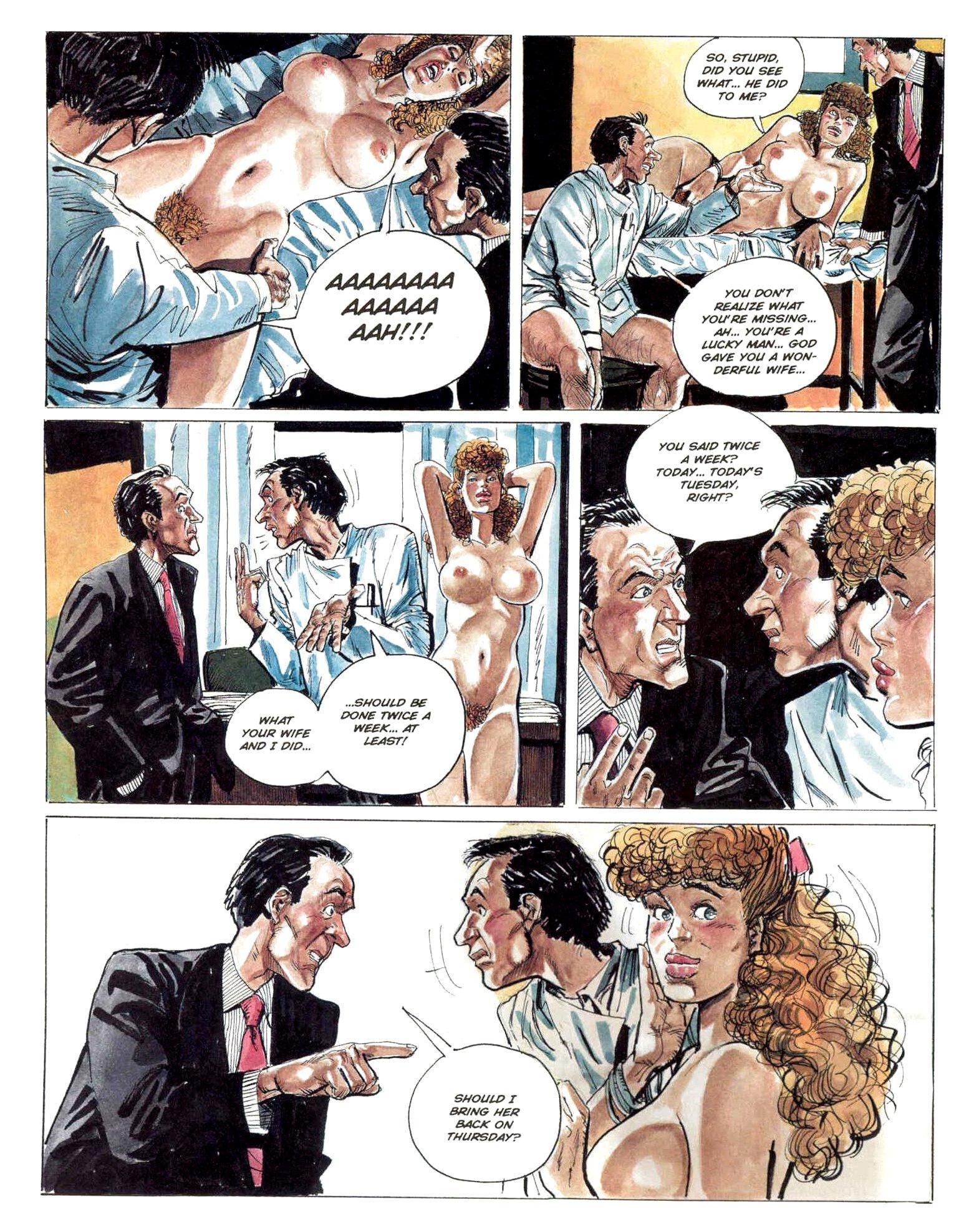 Adult Sex Cartoon Pics what the doctor orderedhoracio altuna zizki sex and porn