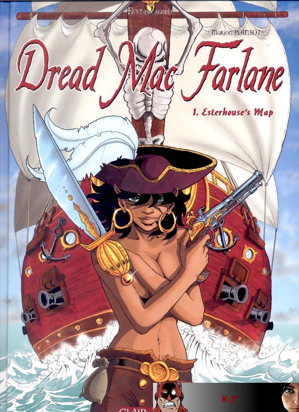 Dread MacFarlane 1 Esterhouses Map by Marion Poinsot