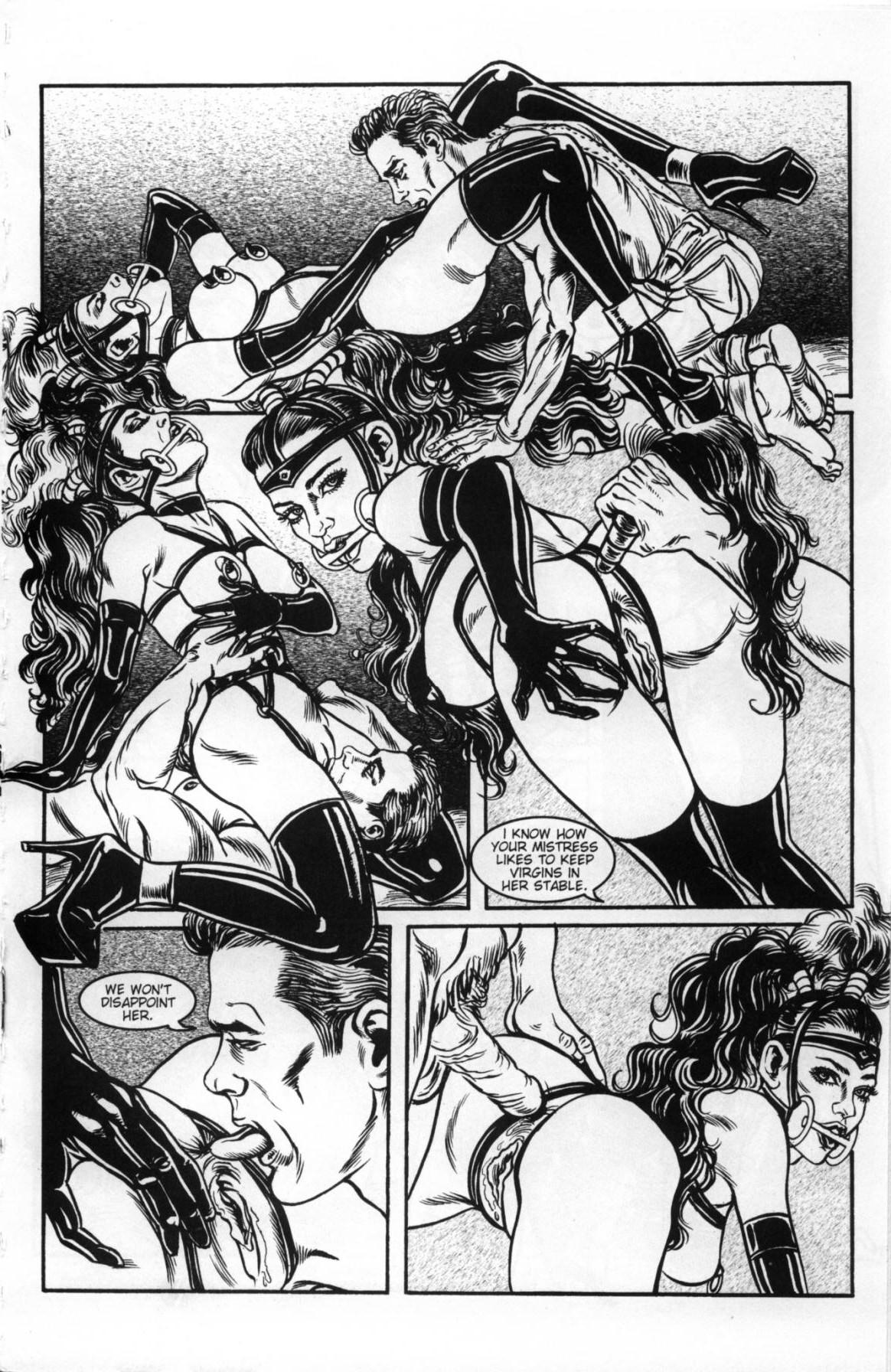 Ponygirl adult comic porn tube