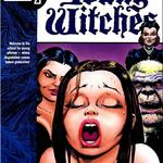 Young Witches 1 by Francisco Solano Lopez
