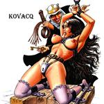 Hilda 1 by Hanz Kovacq