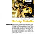 Unholy Fellatio by Hugdebert