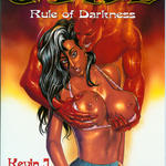 Girl - Rule of Darkness by Kevin Taylor
