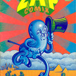 Zap Comix 4 by Robert Crumb