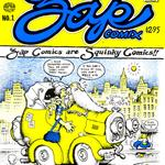Zap Comix 1 by Robert Crumb