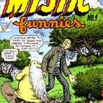Mystic Funnies 1 by Robert Crumb