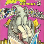 Zap Comix 6 by Robert Crumb