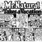 Mr Natural Takes A Vacation by Robert Crumb
