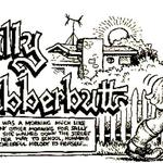 Sally Blubberbutt by Robert Crumb