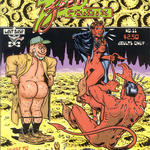Zap Comix 11 by Robert Crumb