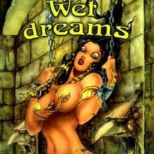 Wet Dreams 1 by Alfonso Azpiri