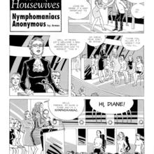 Power to the Housewives Nymphomaniacs Anonymous by Armas
