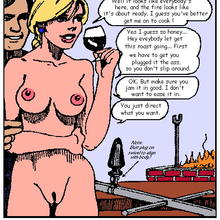Fantasy barbeque by Dolcett | Sex comics in English | Zizki