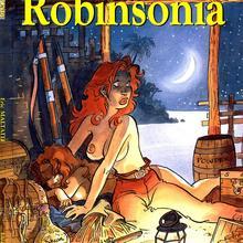 Robinsonia by Eric Maltaite