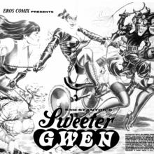 Sweeter Gwen by Eric Stanton