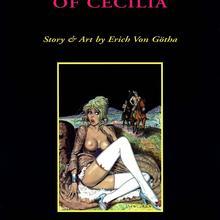 The Dream of Cecilia by Erich von Gotha