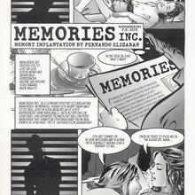 Memories Ink by Fernando Elizaran