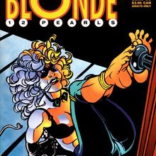 Blonde 12 Pearl 3 by Franco Saudelli