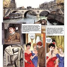 Swann in Love by Hugdebert