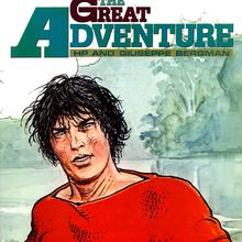The Great Adventure HP and Giuseppe Bergman by Milo Manara