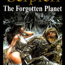 Druuna The Forgotten Planet by Paolo Eleuteri Serpieri