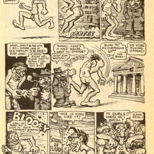 Tales from the Leather Nun by Robert Crumb