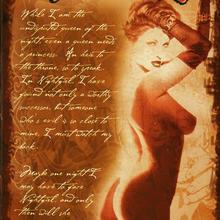 Nightgirl by Tony Salmons