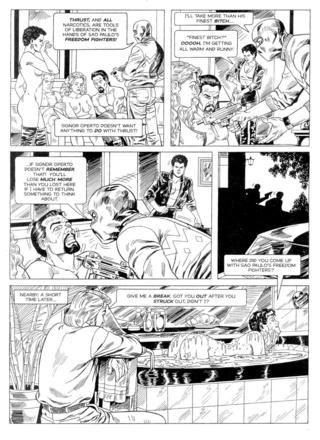 Thrust 2 by Al Rio, David Quinn