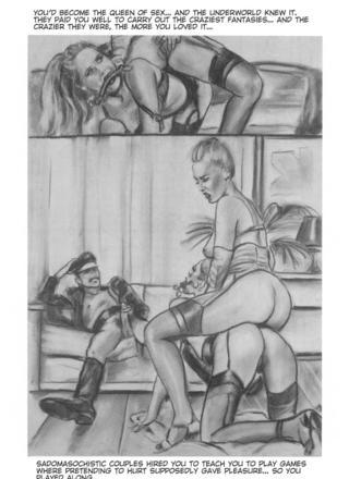Fantasy Me by Alain Fretet