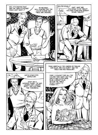 Premeditated Rape 1 by Alan Davis