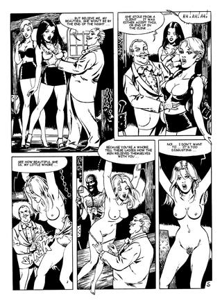 Billie and Betty 4 by Alan Davis