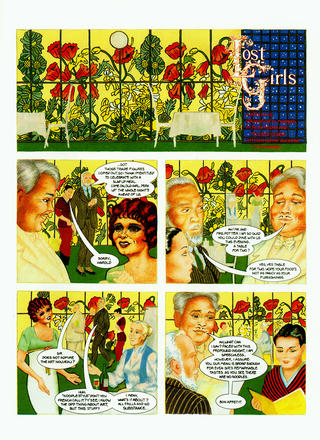 Lost Girls 2 by Alan Moore