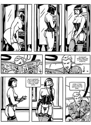 Hot Line by Alex Varenne