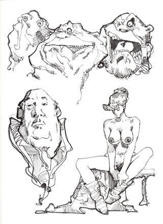 Sensations by Alfonso Azpiri