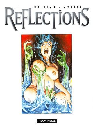 Reflections by Alfonso Azpiri