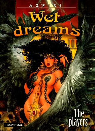 Wet Dreams 2 by Alfonso Azpiri