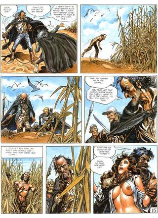 Attila by Antonio Segura, Jose Ortiz