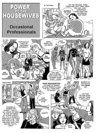 Occasional Professionals by Armas