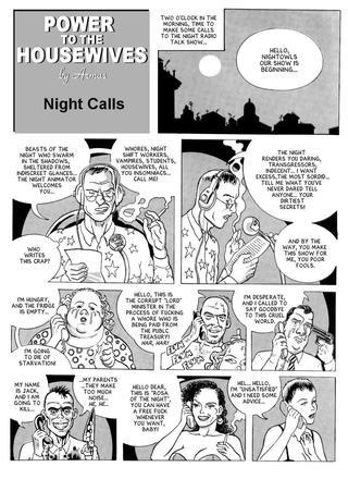 Night Calls by Armas