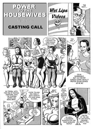 Casting Call by Armas