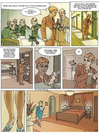 The German Secretary by Arno, Nowotny