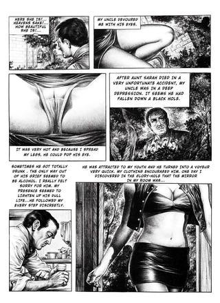 The Exhibitionist by Aubert
