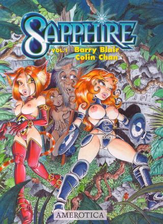Sapphire V1 by Barry Blair