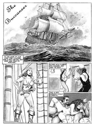 The Buccaneer by Ben