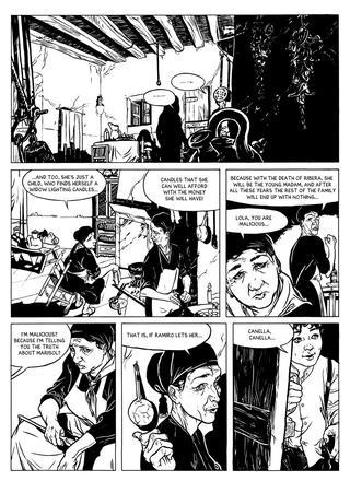 Villager's Chronicles by Bernardo Munoz