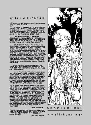 Ironwood 1 by Bill Willingham