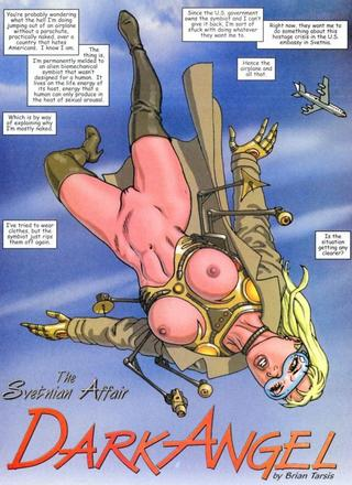 Dak Angel 2 The Svetnian Affair by Brian Tarsis